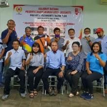 MUSKOT PRSI Kota Yogya Rochiman Kembali Terpilih Ketua Umum Lagi Periode 2020-2024