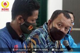 Siapkan Puslatkot, KONI Kota Yogyakarta Undang Cabor
