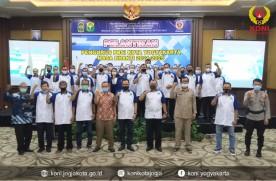 PBSI Yogyakarta Bidik 3-4 Emas Porda DIY