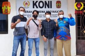 KONI Kota Yogyakarta Bangga Atletnya di Pelatnas