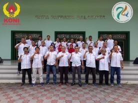 74 Tahun Pemkot, KONI Siap Majukan Olahraga Yogyakarta