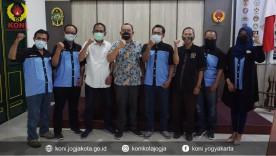 KONI Kota Yogyakarta Dukung SIWO PWI ke Porwanas