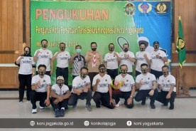 Pelti Yogyakarta Optimistis Tambah Medali Emas
