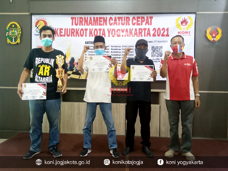 Percasi Yogyakarta Seleksi Atlet Lewat Kejurkot