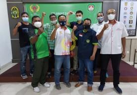 Stefanus Heri Kembali Pimpin Pertina Yogyakarta